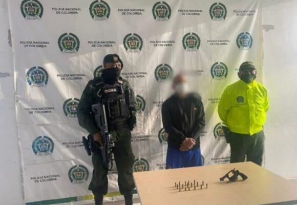 Capturado presunto autor de la masacre de Llano Verde
