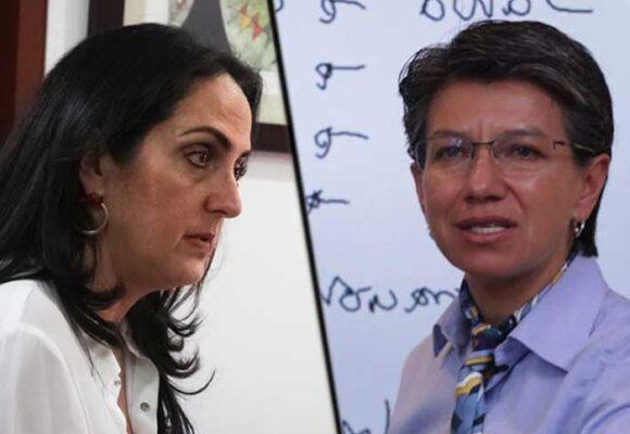 La pulla burlona de María Fernanda Cabal contra Claudia López