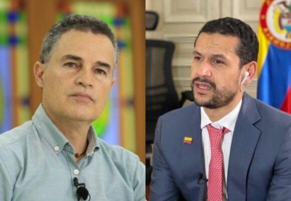 Nuevo recorte de poder al gobernador Aníbal Gaviria
