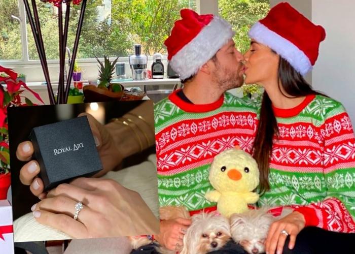 El costoso anillo con el que Valerie Domínguez selló su amor para siempre