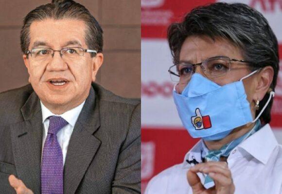 Con reparos, MinSalud aceptó la cuarentena en las 3 localidades en Bogotá
