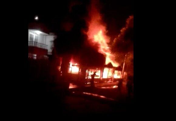 Tragedia en Cúcuta: incendio deja al menos 7 muertos y 4 heridos