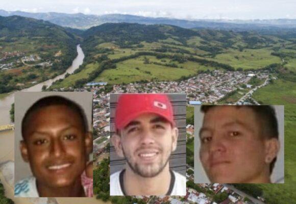 Nueva masacre deja tres jóvenes asesinados en Antioquia