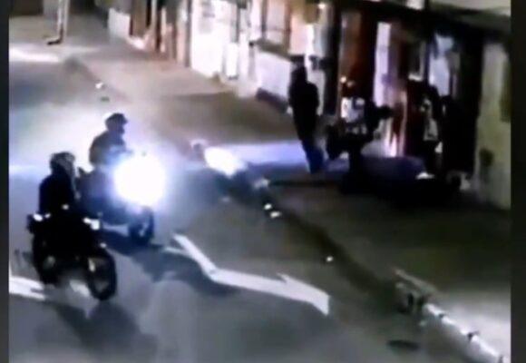 VIDEO: A pesar de no resistirse a robo, hombre es asesinado por ladrones en Bogotá