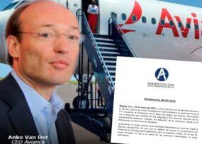 Aerocivil le aprieta tuercas a Avianca por falta de rigor en bioseguridad