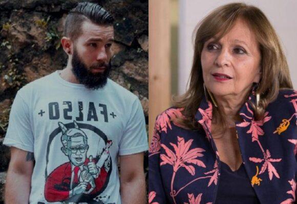 Acaban con Levy Rincón por su grosería con Angela María Robledo