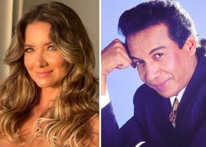 Le dan palo a Daniella Álvarez por decir que vallenato de Diomedes es 'corroncho'