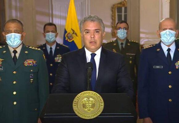 Los colombianos indignados por luto nacional en homenaje a Holmes Trujillo
