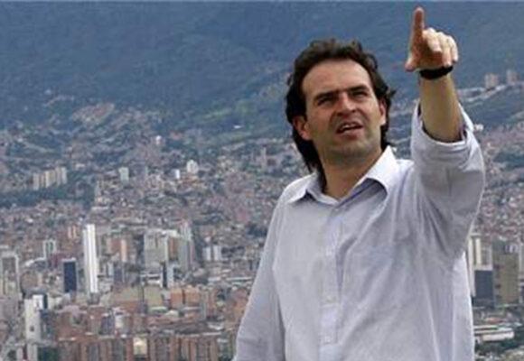 Fico al agua: el exalcalde de Medellín confirma su candidatura