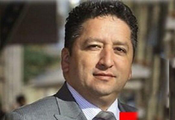 La desesperación del periodista Herbin Hoyos por conseguir cama en Bogotá