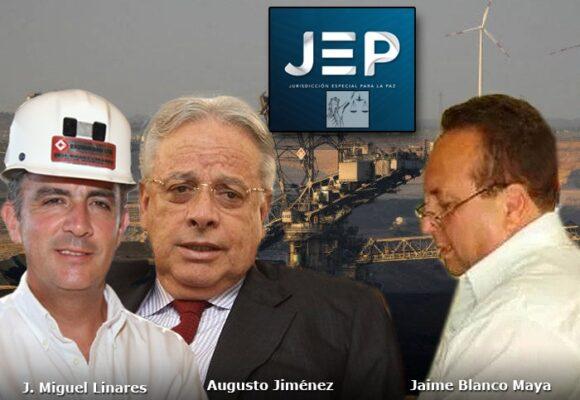 El caso Drummond llega a la JEP: los presidentes José Miguel Linares y Augusto Jiménez enredados