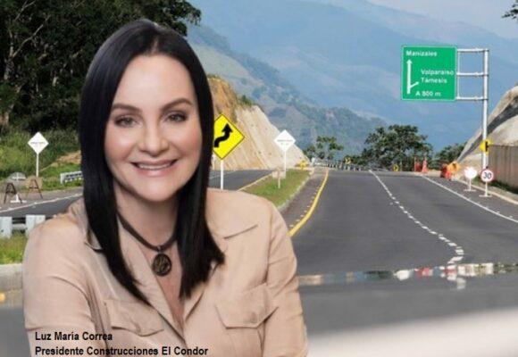 Constructora inglesa se le mete a la carretera de La Pintada