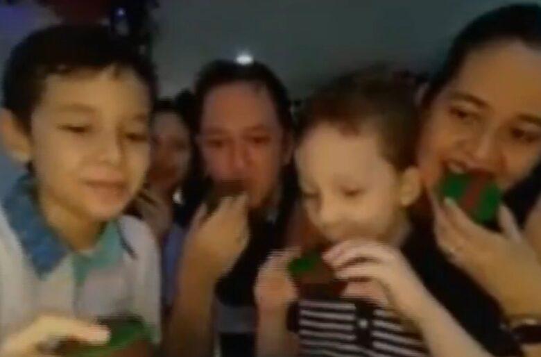 ¡Eran tan felices!: el último video de la familia que murió en incendio en Cúcuta