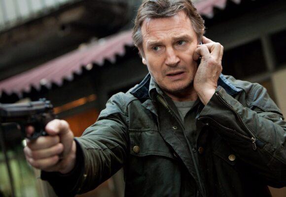 Se nos va Liam Neeson, el paraco más taquillero del cine