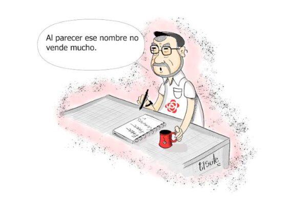 Caricatura: Miradas al 2022