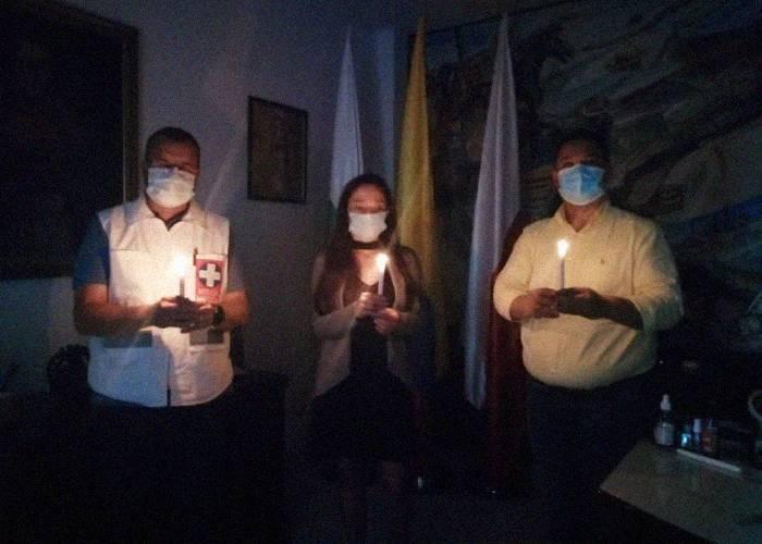 Un rayo de luz para los héroes de Rionegro
