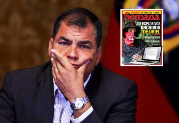 El ataque de Rafael Correa a Semana