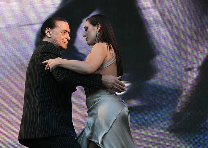 Tango sin variación para un adiós a Copes