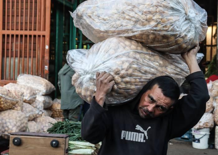 Corabastos, el infierno de los trabajadores colombianos