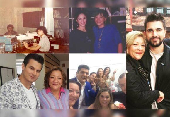 Blanca Luz Holguín, la primera dama de la radio, revela sus secretos