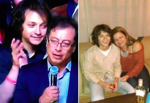 La mamá de Andrés Petro cuenta su historia