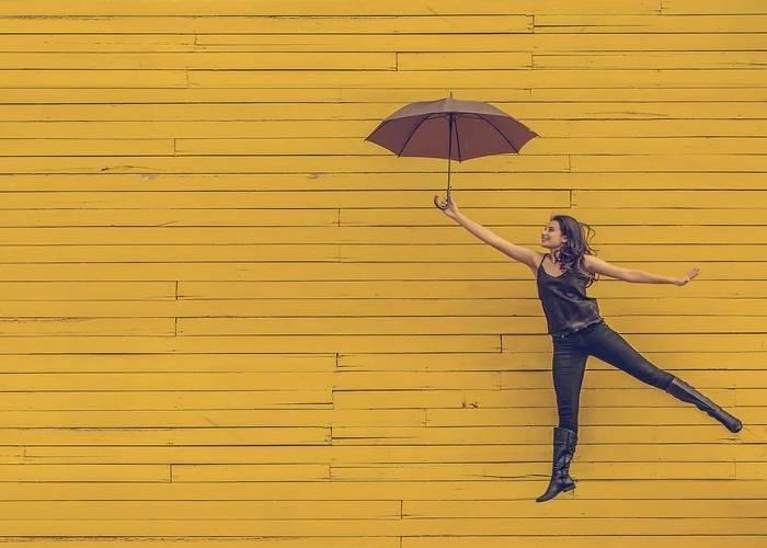 ¡La resiliencia potencia la felicidad!