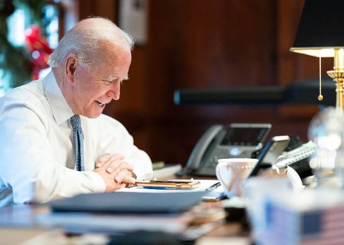 Biden, una inauguración bajo peligro