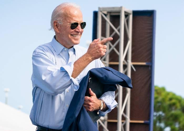La posesión de Biden y el espacio-tiempo político