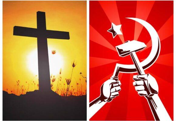 Cristianismo versus esclavitud comunista