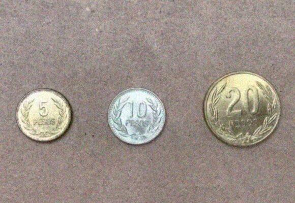 Monedas de $5, $10 y $20 pesos aún son un válidas para pagar