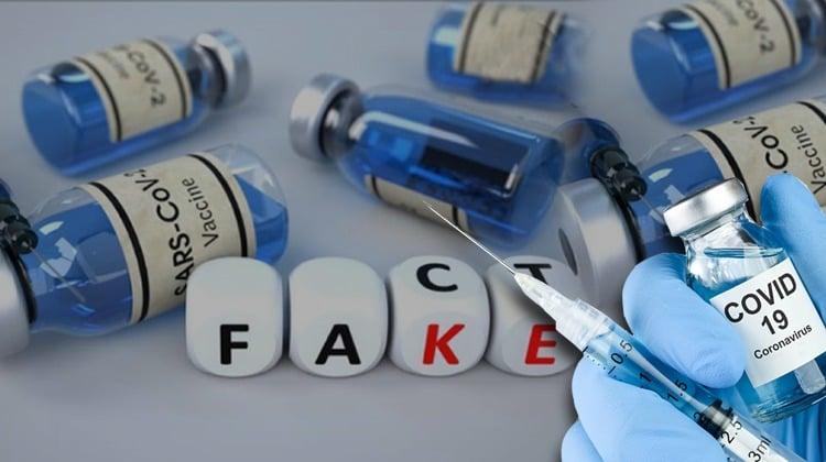 Ojo al mercado ilegal de la vacuna covid-19