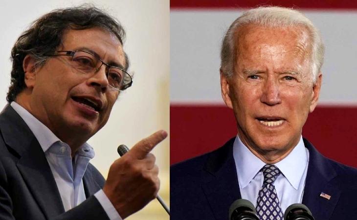 Petro está convencido que es igual al de Biden....la gente cree que no