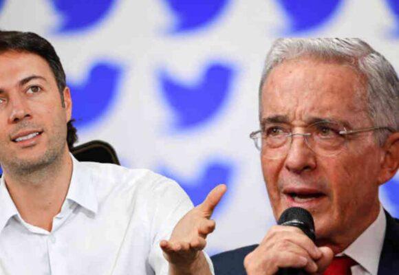 Álvaro Uribe se va con todo contra el alcalde de Medellín