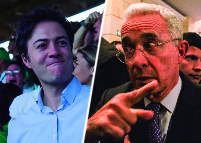 """""""Expresidente, no haga política con la vida"""" plantada de Quintero a Uribe"""
