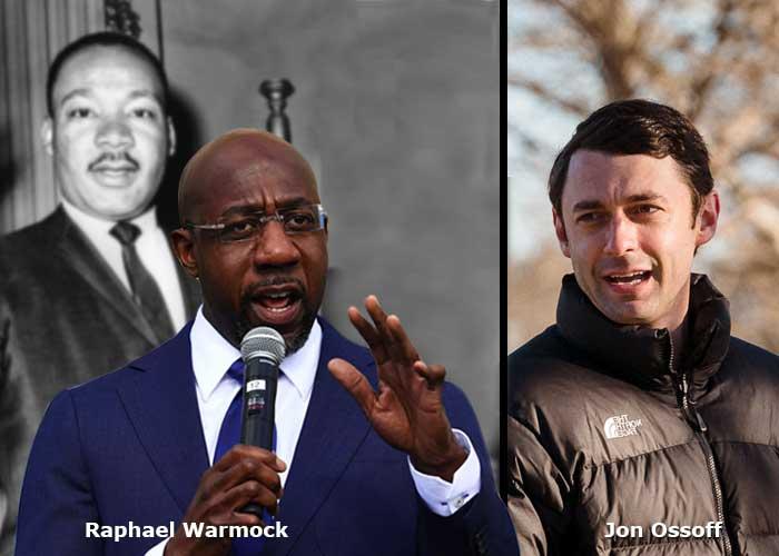 El pastor negro y el joven judío que salvaron a Biden