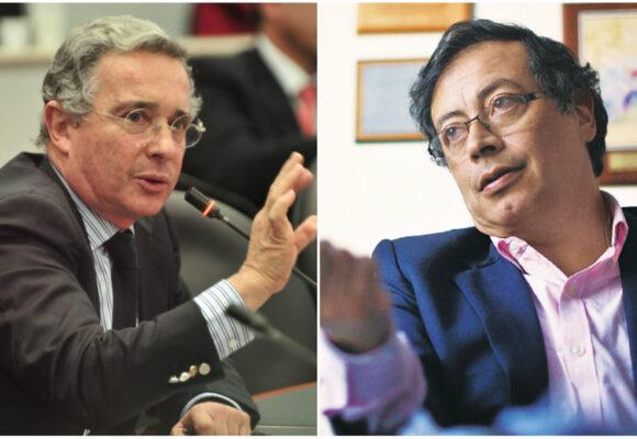 Mientras la izquierda se pelea, Uribe la tiene clara: Fico será el sucesor de Duque