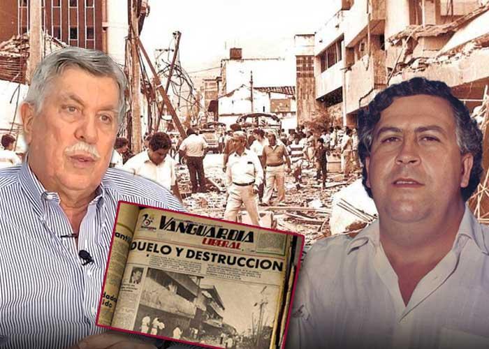 La batalla de los Galvis y Vanguardia Liberal contra Pablo Escobar
