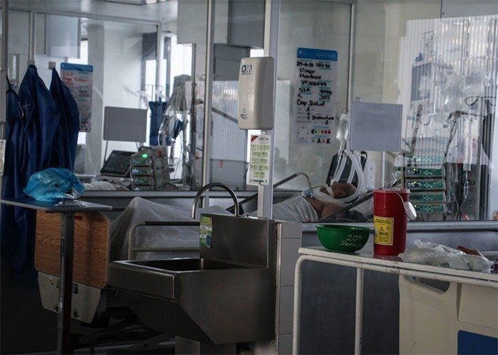 La desesperada situación de las clínicas en Bogotá