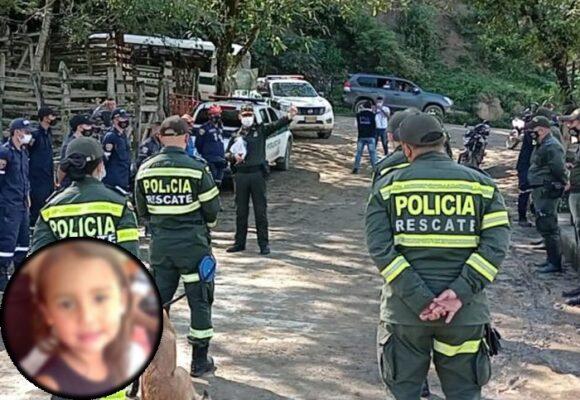 En Colombia es un infierno ser mujer: encuentran a niña de 4 años asesinada