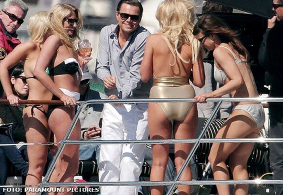 Los escandalos machistas de Di Caprio que los medios le alcahuetean