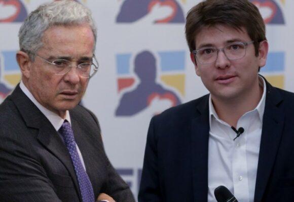 Miguel Uribe, el nuevo heredero de Álvaro Uribe