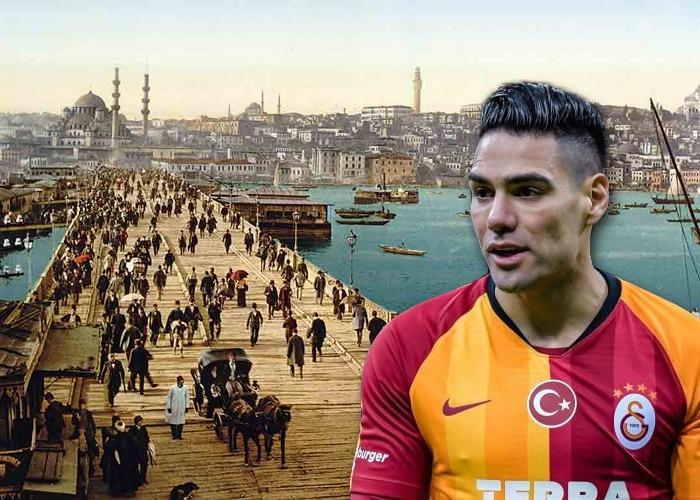 A Falcao se le está convirtiendo un infierno la vida en Estambul
