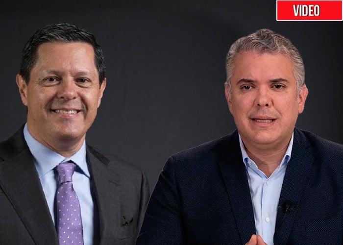 La arrinconada que le pegó Juan Roberto Vargas de Caracol a Duque
