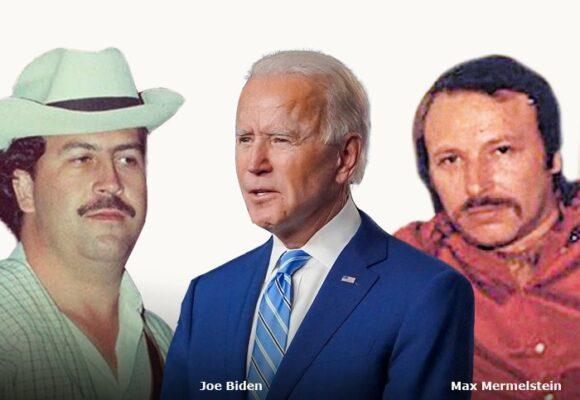 El testigo estrella contra Pablo Escobar que protegió Biden