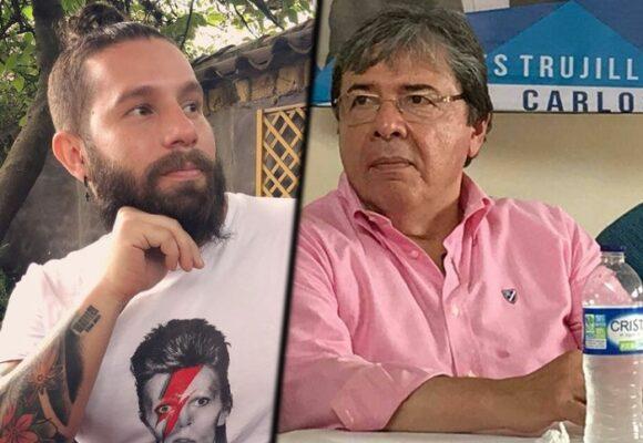 Le dan durísimo a Levy Rincón por burlarse de muerte de Carlos Holmes