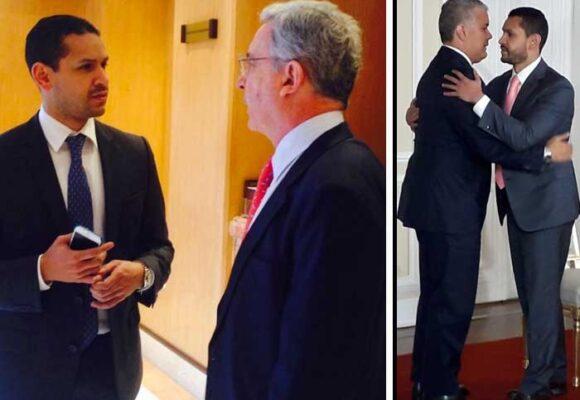 Daniel Palacios, 20 años pegado a Uribe hasta coronar ministerio