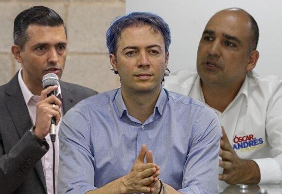 Rebelión de alcaldes paisas contra Daniel Quintero por toque de queda