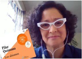 Los abismos, la novela con la que Pilar Quintana ganó Alfaguara