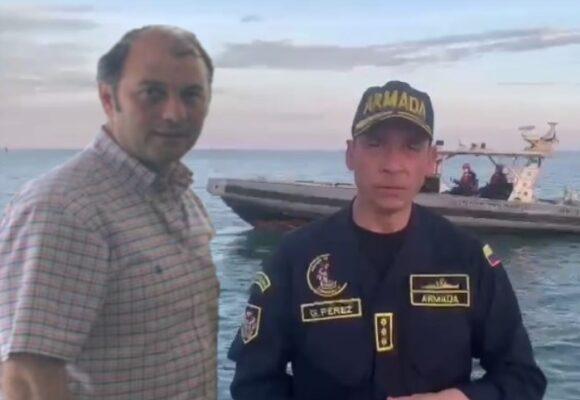 Lío entre los Dávila y la Armada Nacional por la Marina en Santa Marta
