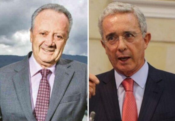 El fanatismo de Arturo Calle por Uribe